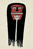 Miller-Jornada Mogollon mask