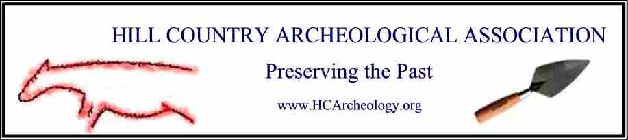 Hill Country Archeological Association